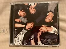 KAT-TUN TO THE LIMIT CD+DVD+12P Booklet