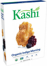 Kashi Breakfast Cereal, Indigo Morning, 10.3 Oz