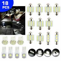 18X 6000K White 194 LED Interior Lights Package Kit For 2011-2015 Honda Odyssey