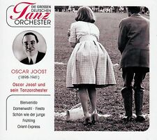 Oscar Joost e il suo ballo Orchestra/CD-Top-stato