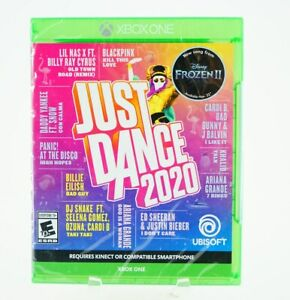 Just Dance 2020 - Standard Edition: Xbox One [Brand New]