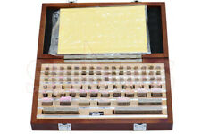 Shars Rectangular Gage Block Set 81 Pc 05 4 As 1 Grade With Nist Certificate L