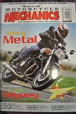 Classic Motorcycles Mechanics Magazine. No. 195, January 2004. Honda CBX1000Z.