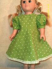 Handmade doll clothes for 18 inch American Girl doll.