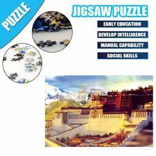 Potala Palace Jigsaw Puzzle 1000 Pieces Landscape Picture Adult Kids Educational