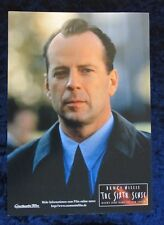 The Sixth Sense Lobby Card # 1 -  Bruce Willis