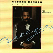 George Benson Breezin`1976 Warner Bros CD Album (Masquerade)