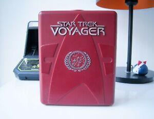 STAR TREK VOYAGER: SEASON 2 - DVD/BOX SET   7 DISCS