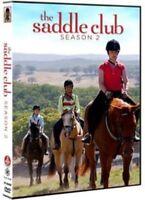 Saddle Club Season 2 TV Series Region 1 New 3xDVD