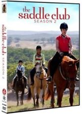 Saddle Club Season 2 TV Series Region 1 New 3xDVD
