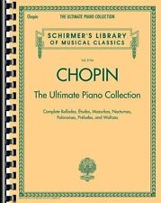 Chopin: the Ultimate Piano Collection (2015, Paperback) (d9)