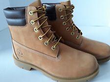 "Timberland | Womens Size 7 Wheat 6"" Premium Linden Woods Waterproof Boots"