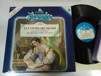 """La Cancion del Olvido Zarzuela Romero Shaw Serrano - LP Vinilo 12"""" VG/VG - DG"""