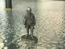 P.W. Baston Pewter Presidents Statues Ben Franklin, Tom Jefferson Original Pcs