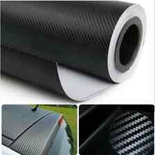 NEW DIY Carbon Fiber Wrap Roll Sticker For Car Phone Bike Auto Graphics Vehic