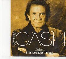 (DW654) Sunday Times CD, Johnny Cash - 2006 CD