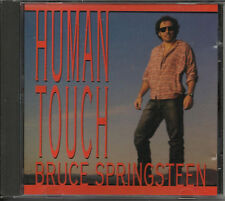 BRUCE SPRINGSTEEN Human RARE EDIT w/ PRINTED LYRICS PROMO DJ CD Single 1992 USA