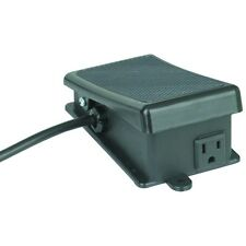 Momentary Power Foot Switch for hands free operation of power tools