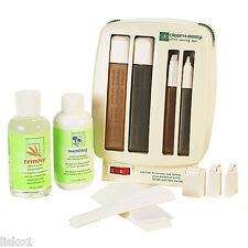 clean + easy Petite Spa Waxing Starter Kit #40007