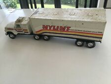 Nylint truck and trailer 1970s