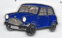 Pin's lapel pins Pin Auto Car Voiture Mini Austin BLEU