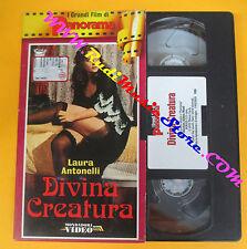 VHS film DIVINA CREATURA Laura Antonelli Mastroianni PANORAMA (F135) no dvd