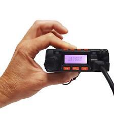 EMISORA MÓVIL BIBANDA MALDOL  DB25M - TRANSCEPTOR VHF UHF