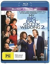 My Big Fat Greek Wedding 2 (Blu-ray, 2016)