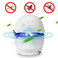 LED Electric Mosquito Light Killer Insect Zapper Fly Bug Trap Pest Control Lamp