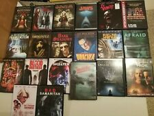 Halloween Horror dvd lot of 20 Movies Scary Zombie Ghost Werewolves Dracula #5