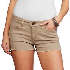 NEW Juniors NOBO No Boundaries Classic Stretch Urban Khaki Shorts Size 11