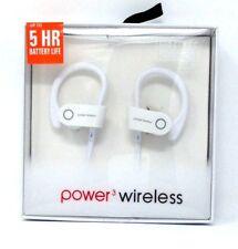 power3 wireless G5 Sports Wireless in Ear Headphones in 3 colors