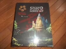 AEG Legend of the Five Rings L5R RPG 4th Edition Second City Boxed Set SW
