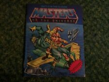 HE-MAN MASTERS OF THE UNIVERSE Battle in the Clouds Mini Comic Book 1981 Mattel