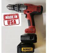Dewalt 20v Lithium Battery To Milwaukee V18 Nicad Tool Adapter