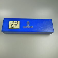 Damiani Blue Jewelry Bracelet Box