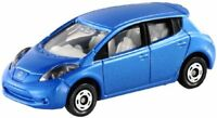 Tomica ‡'120 Nissan leaf (box) Miniature Car Takara Tomy