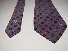Cravatta vintage Yves Saint Laurent YSL 100% seta - pure silk tie retrò