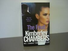 KIMBERLEY CHAMBERS THRILLER - THE FEUD - BRAND NEW - COMBINE POSTAGE & SAVE