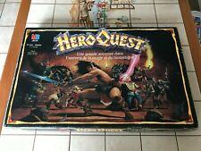 JEU DE JEU DE ROLE HEROQUEST HASBRO 1990