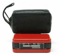 Voxson autoradio tanga tuner 1970 x auto d'epoca fiat 500 Dyane 6 Mini Minor etc