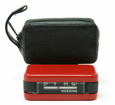 Voxson autoradio tanga tuner 1970 x auto d'epoca fiat 500 Dyane 6 Mini Minor etc
