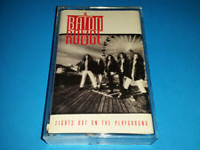 Baton Rouge - LIGHTS OUT ON THE PLAYGROUND - cassette (1991, Atlantic USA)