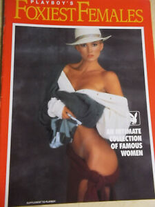 Playboy's Supplement issue 1993 Leather-Lace 1991 Foxiest Females 2010 YOU PICK