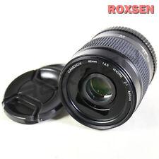 Camdiox 62mm Ultra-Macro 2:1 Manual Focus Lens for Nikon F mount D500 D810 D7200
