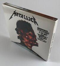 Metallica Hardwired To Self Destruct - 2 CD Set - Sealed/New