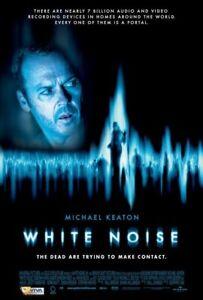 White Noise (2005) DVD