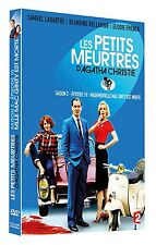 Les PETITS MEURTRES D AGATHA CHRISTIE :Melle MAC GINTY EST MORTE  NEUF