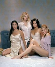 Demi Moore - Drew Barrymore - Lucy Liu - Cameron Diaz Unsigned 8x10 Photo (87)