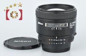 Very Good!! Nikon AF NIKKOR 85mm f/1.8